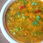 TELANGANA PALAKURA PAPPU – DAL AND PALAK CURRY – SPINACH AND LENTIL RECIPE