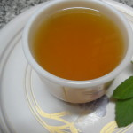 TULSI TEA RECIPE – CAFFEINE FREE HERBAL TEA – HOME REMEDY FOR COLD, COUGH AND FOR REDUCING STRESS