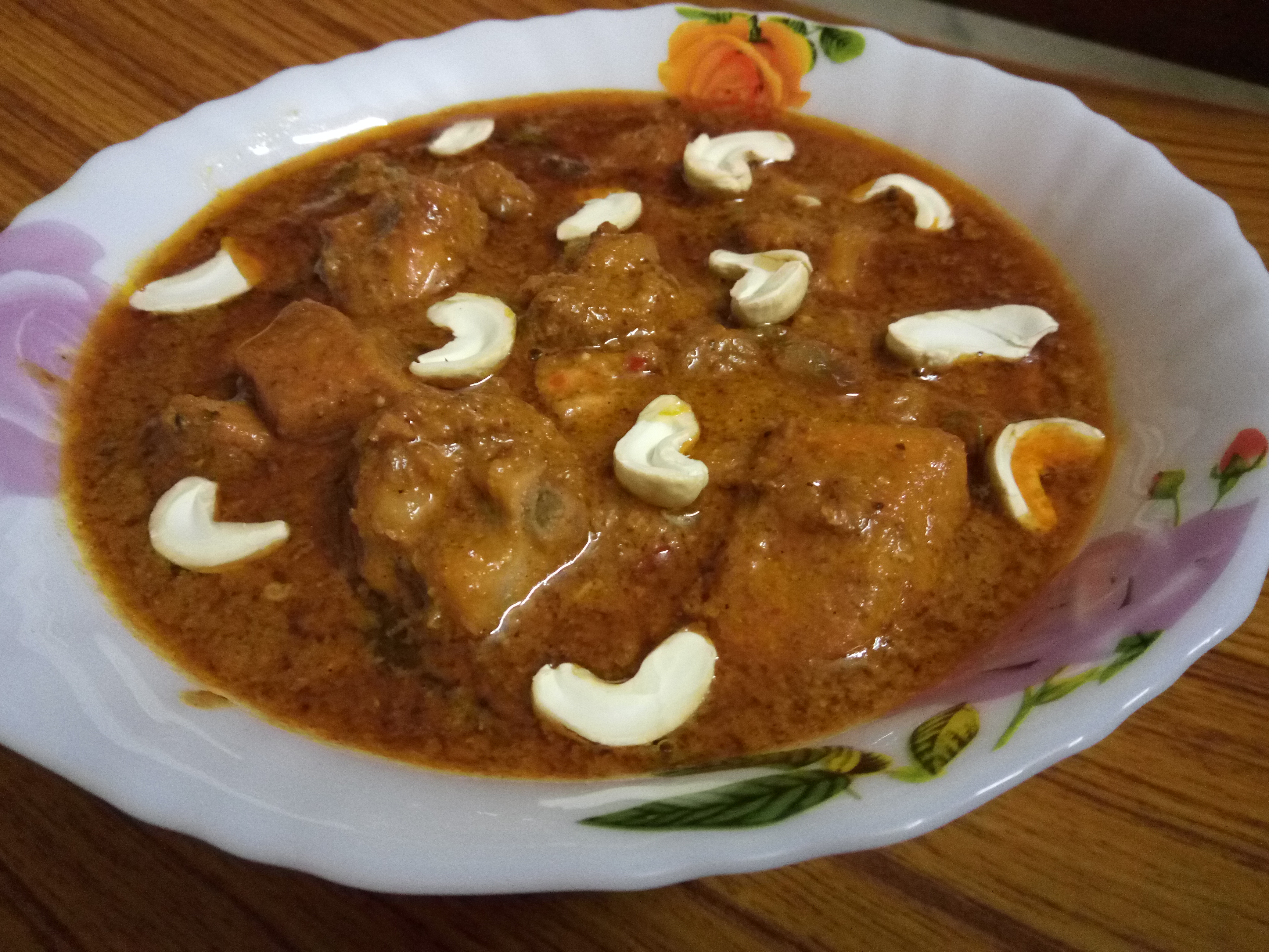 how to make chicken masala curry