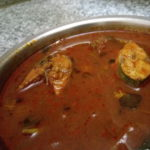 NELLORE FISH CURRY WITH RAW MANGO